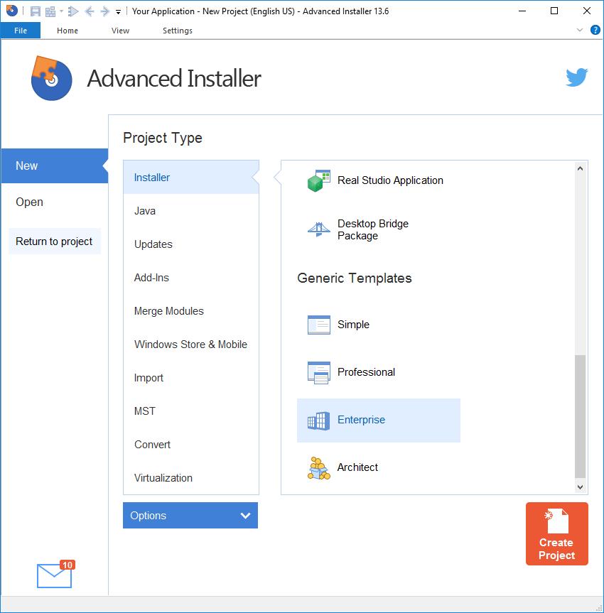 Advanced Installer 2020 Crack