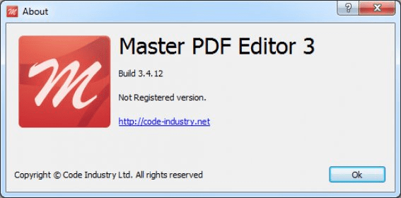 Master PDF Editor 2020 Key