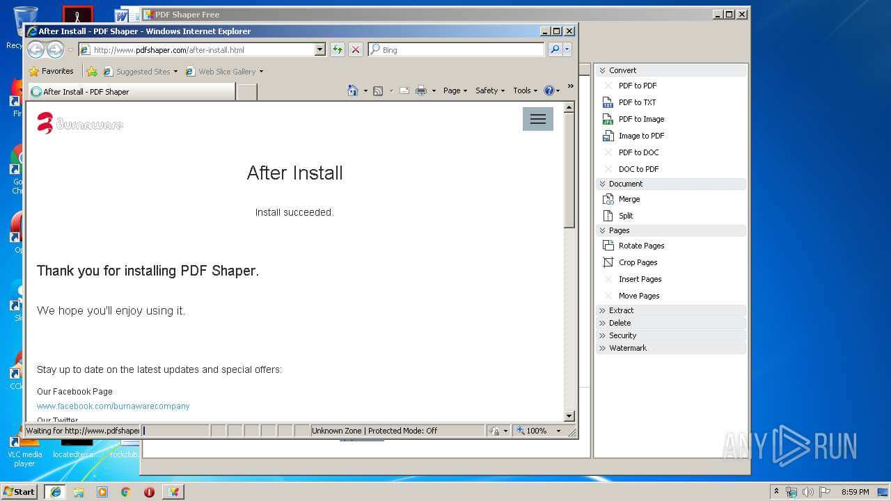 PDF Shaper 2020 With Crack and Serial Key