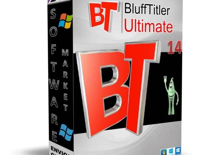 BluffTitler Ultimate 2020 Crack