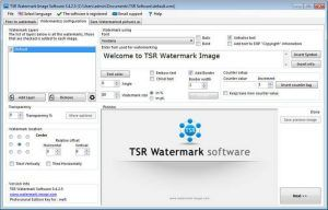TSR Watermark Image Pro Crack v3.6.1.1 + Keygen [Verified]