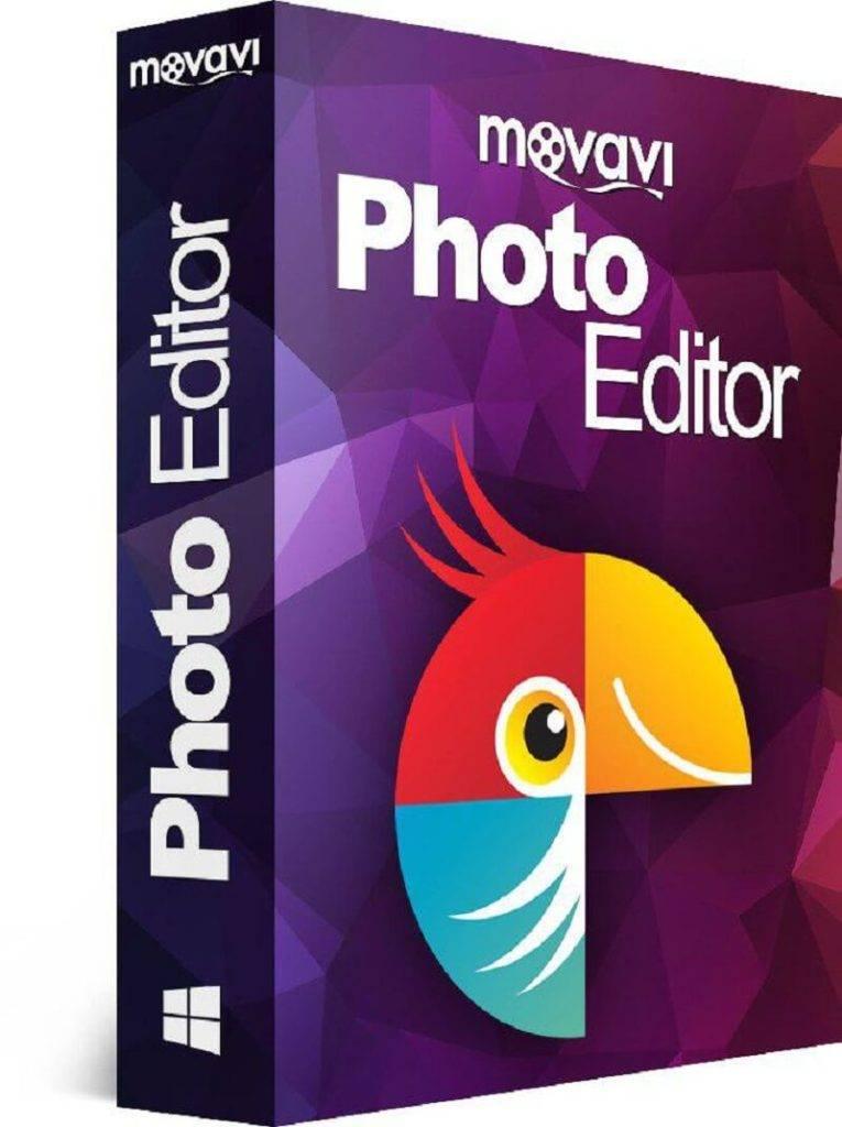 Movavi Photo Editor Crack 6.4.0 Patch