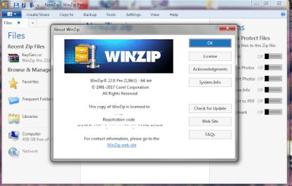 WinZip Crack 2020 Serial Key