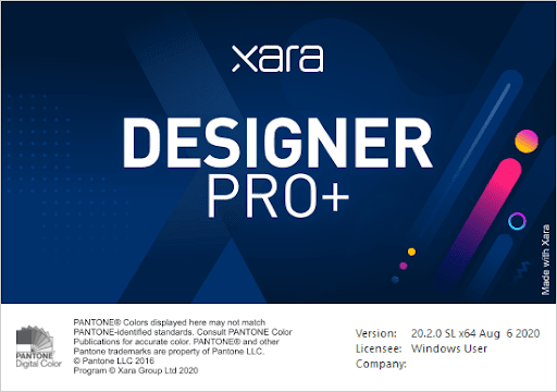 Xara Designer Pro 2020 Crack