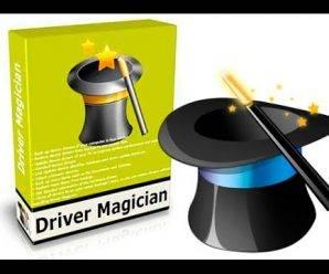 Driver Magician 2020 Crack