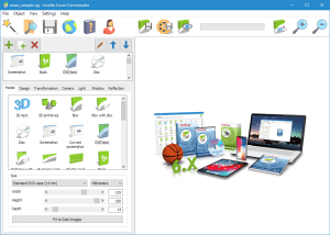 Insofta Cover Commander 6.7.0 + Serial Number Full Latest [2021]
