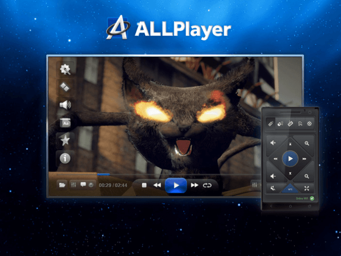 Download ALLPlayer 8.8.3