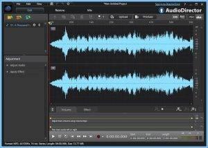 CyberLink AudioDirector Ultra 10.0.2315.0 + Crack Full [Latest]