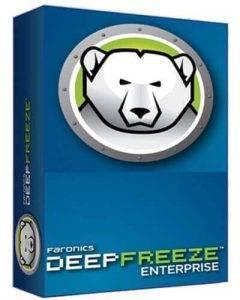 Deep Freeze Crack v8.63.0 + License Key [Updated]