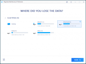 Magoshare Data Recovery 4.1 with Crack Download [Latest]