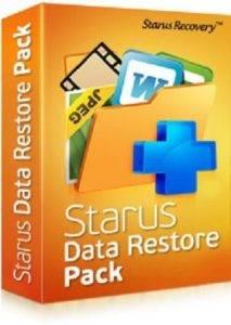 Starus Data Restore Pack 2.8 With Crack | kCrack