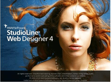 StudioLine Web Designer 4.2.55 Crack + Serial Key Full 2020
