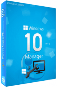 Yamicsoft Windows 10 Manager 3.3.7 With Crack | SadeemPC