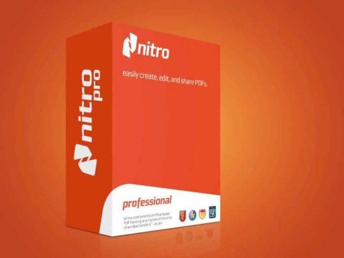 Nitro Pro 13.30.2.587 Crack + Activation Key Full Version 2021 [Updated]