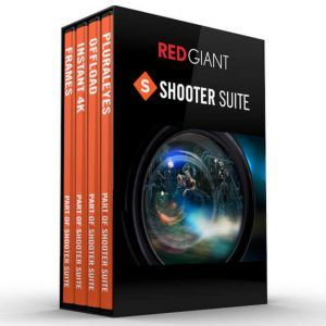 Red Giant Shooter Crack Suite v13.2.12 With + License Key [Latest]