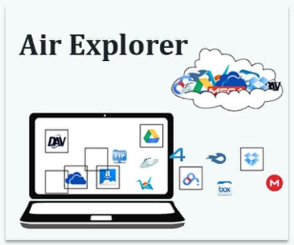 Air Explorer Pro Crack 4.0.1 With Activation Code 2021 {Latest}