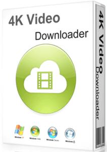 4K Video Downloader 4.13.5.3950 Crack & Key 2021