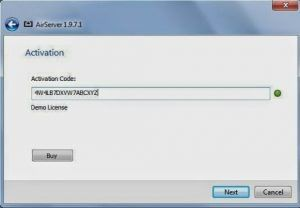 WAirServer Crack v7.2.6 + Activation Code 2021